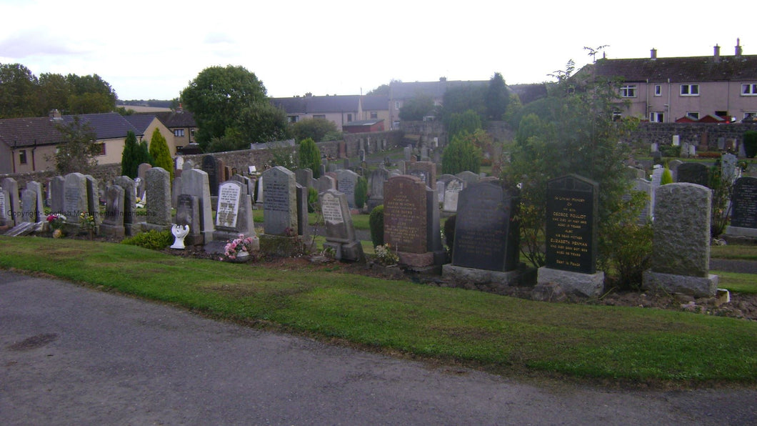 Bowhill Cemetery-Fife PDF