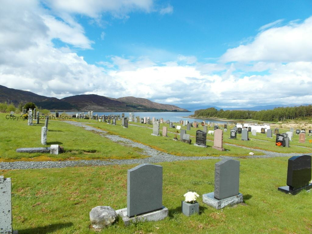 Broadford Cemetery- Isle of Skye PDF
