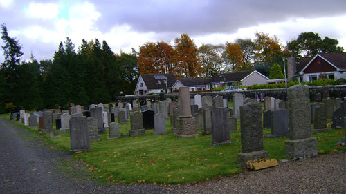 Broom Road Cemetery- Perth and Kinross PDF