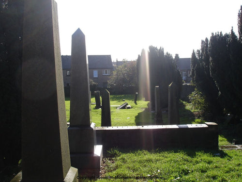 Burntisland- Kirkton & St Columba's Churchyards PDF