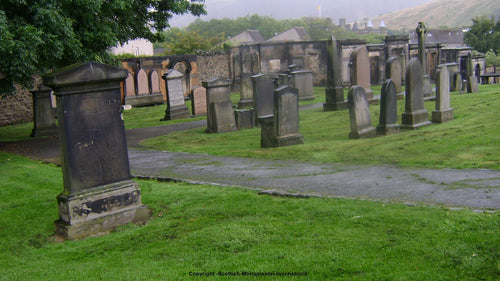Calton New Burial Ground- Midlothian PDF