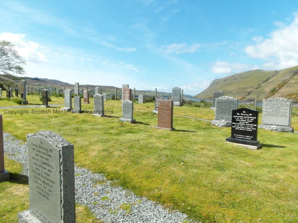 Carbost Burial Ground- Isle of Skye PDF