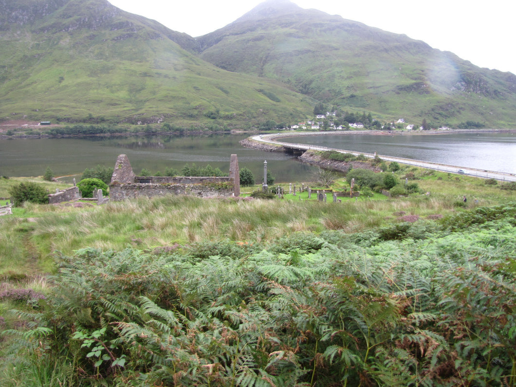 Clachan Duich Church- Cemetery- Shiel Bridge-Highland PDF