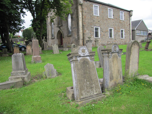 Clarkston Churchyard - Airdrie Lanarkshire PDF