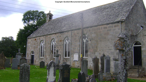 Cromdale and Advie Churchyard - Moray PDF