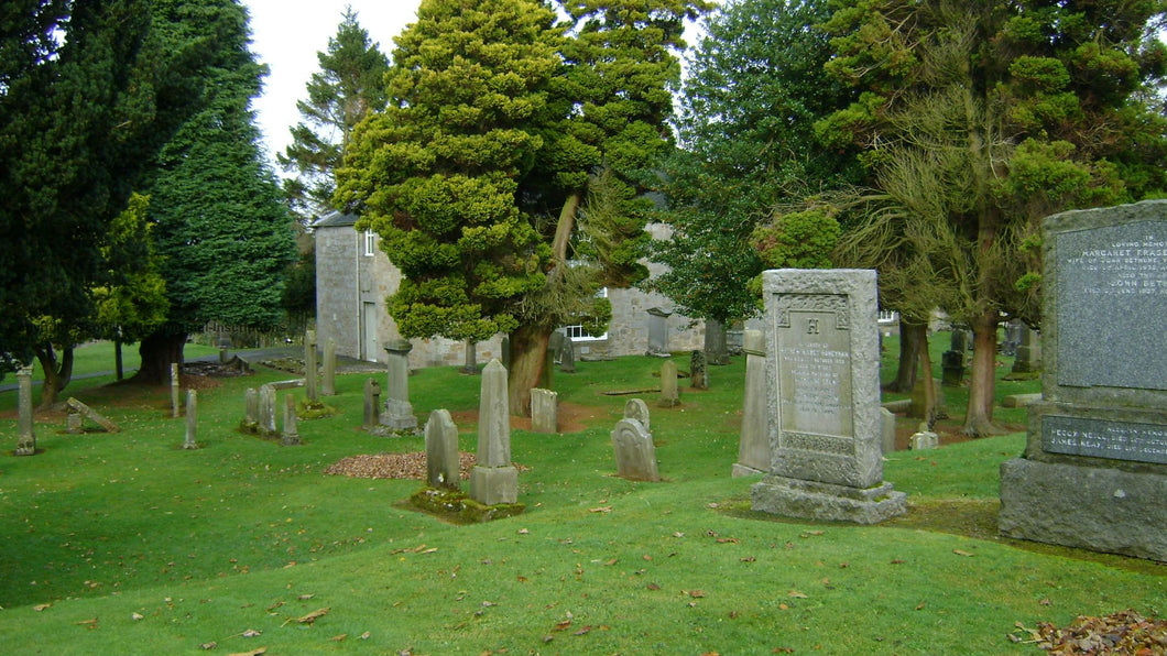 Currie Church and Cemetery - Midlothian PDF