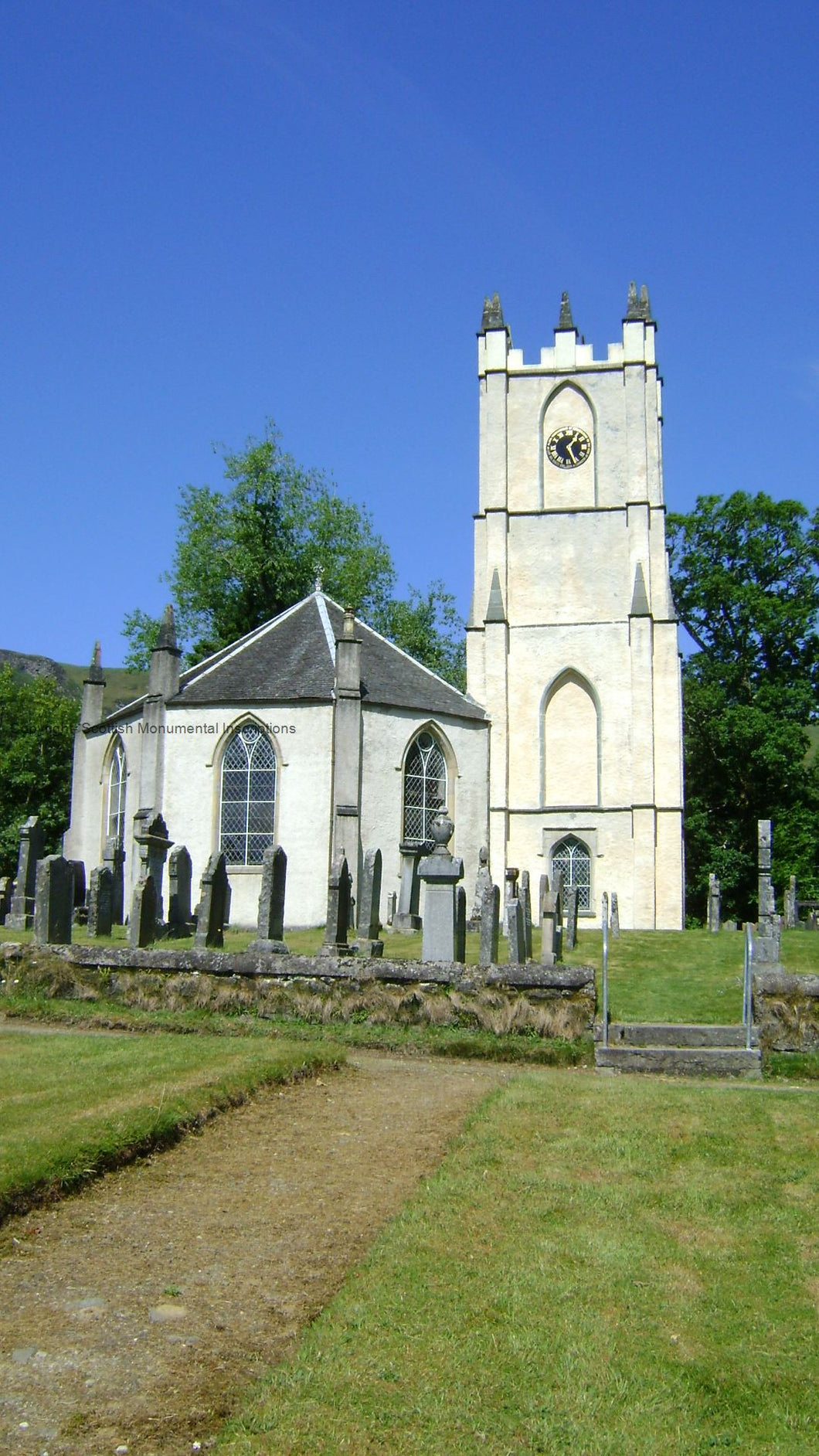 Dalmally (Glenorchy Church) - Argyll PDF