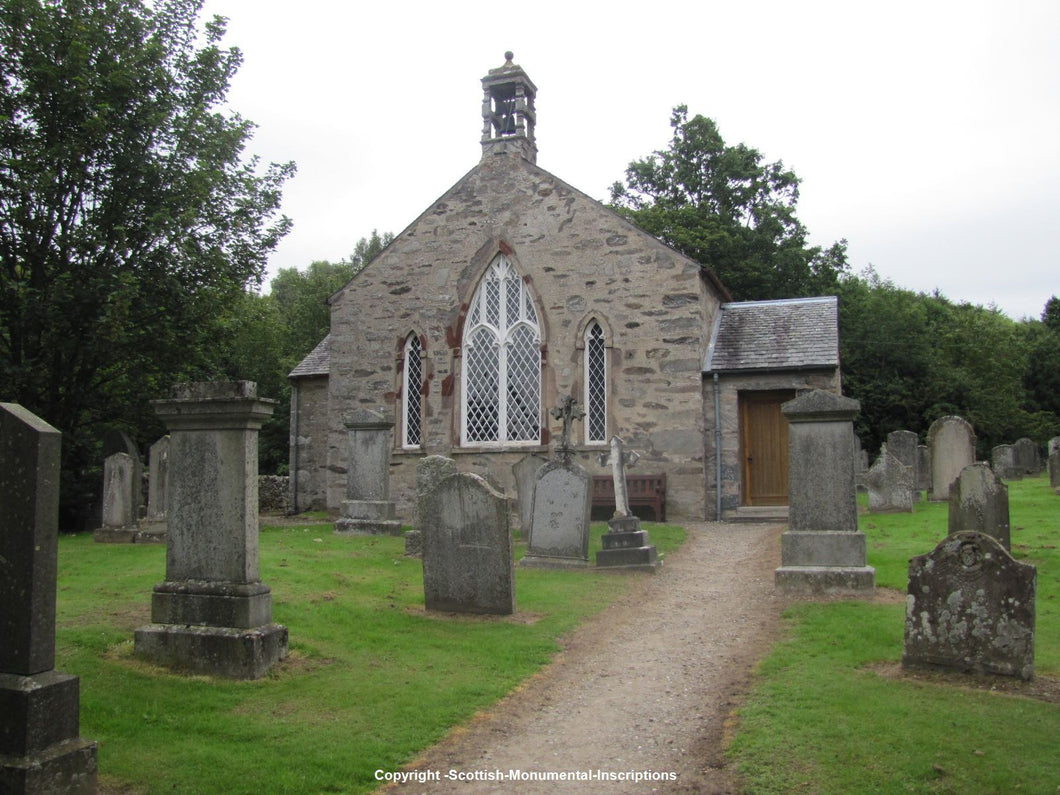 Dowally Church -Dunkeld Perthshire PDF