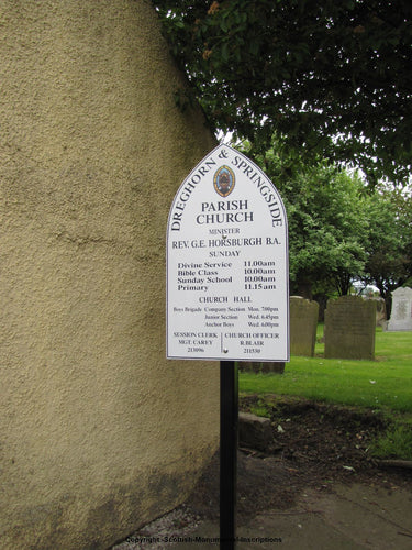 Dreghorn Church and New Cemetery - Ayrshire PDF