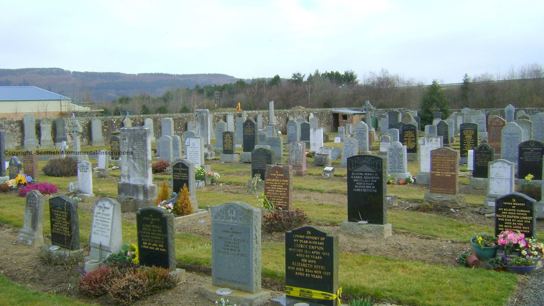 Dunbarney Cemetery and Extension-Perthshire PDF