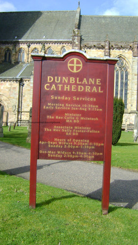 Dunblane Cathedral - Stirling PDF