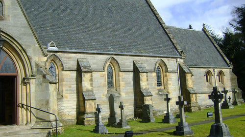 Dunblane- St Mary's Churchyard - Stirling PDF