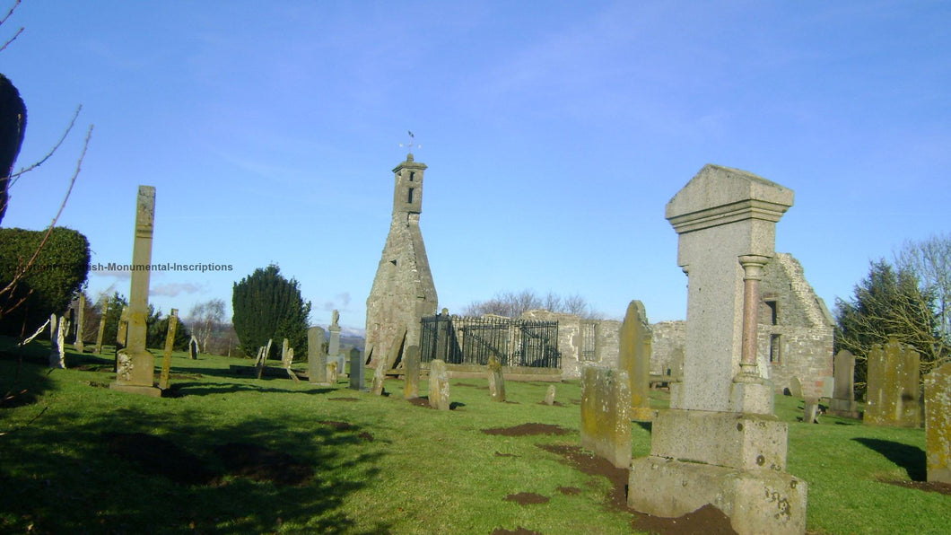 Eassie Church and extension - Angus PDF