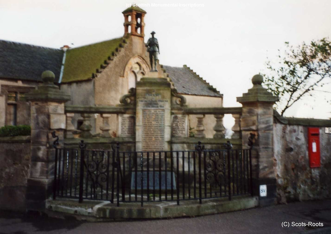 East Wemyss- St Mary on Sea Churchyard - Fife PDF