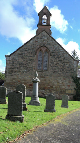 Foulden Church - Berwickshire PDF