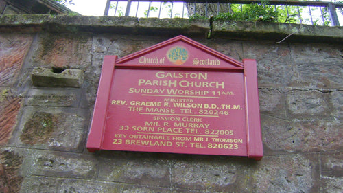 Galston Church - Ayrshire PDF