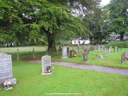 Glenelg  Burial Ground -  Nr Isle of  Skye gateway - Highland PDF