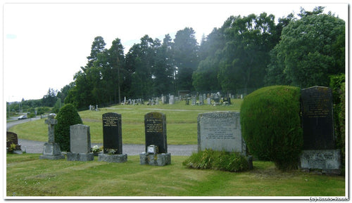 Grantown on Spey Cemetery -  Moray PDF