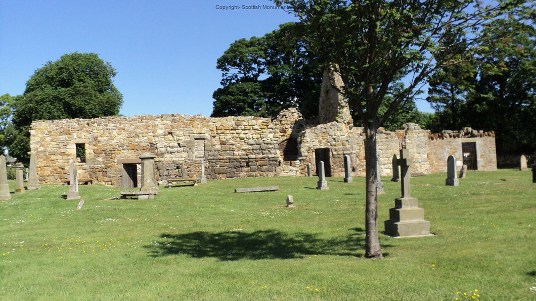 Gullane St Andrews Church - East Lothian PDF