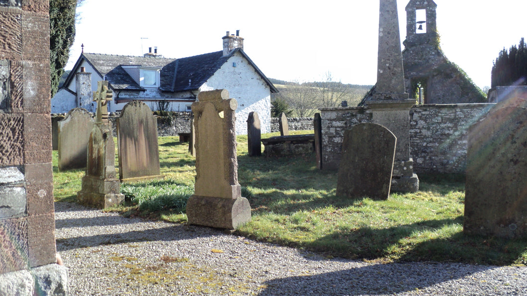 Parton Churchyard- Dumfries and Galloway PDF