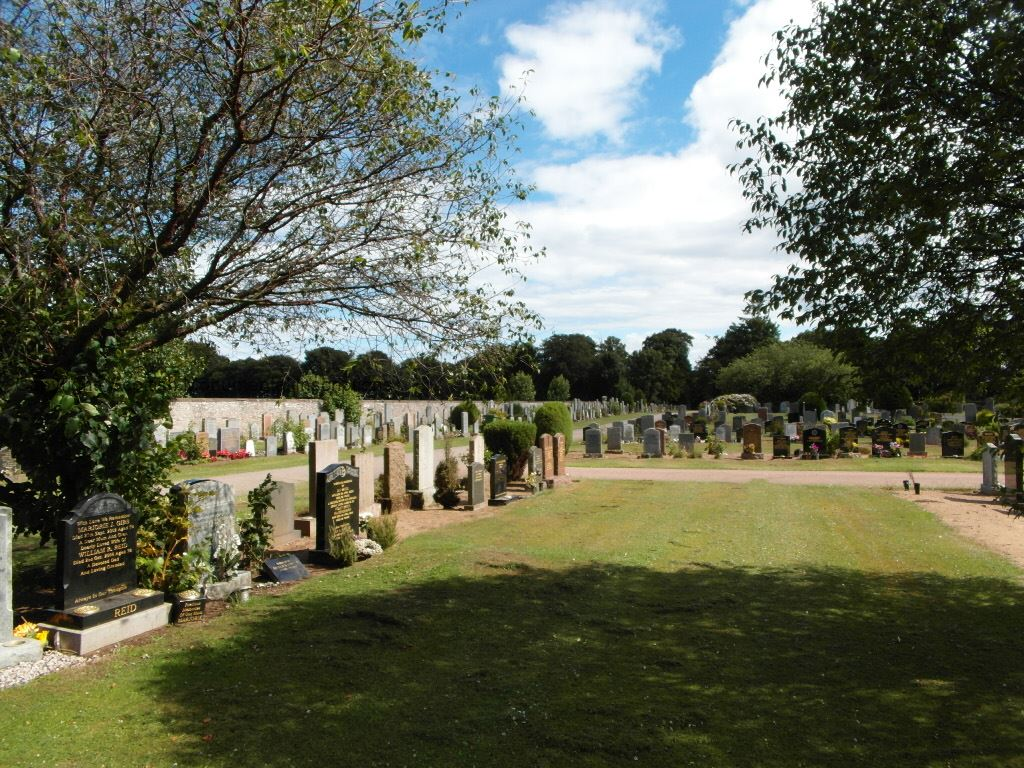 Carnoustie Shanwell Cemetery- Angus PDF