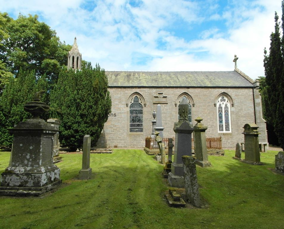 Murroes Church - Angus PDF