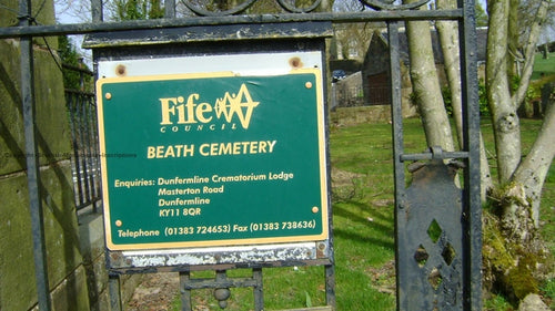 Beath New Cemetery- Fife PDF 2