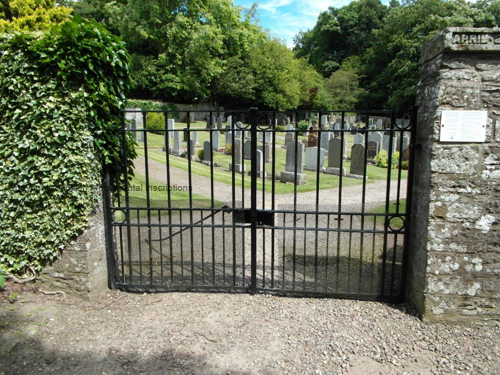 Murroes Cemetery - Angus PDF