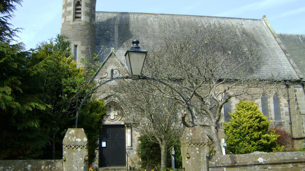 Holy Rood Church - Angus PDF