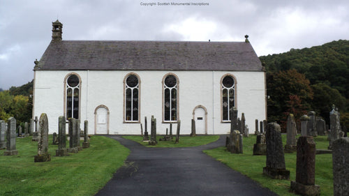 Little Dunkeld Church Monumental Inscriptions- Perthshire PDF