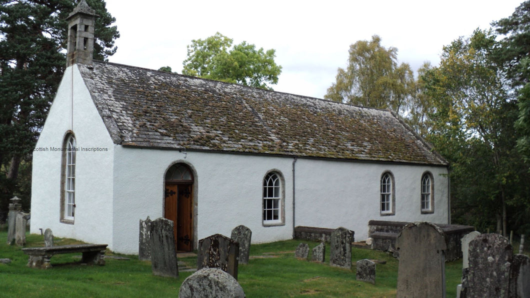 Insh Church - Inverness PDF