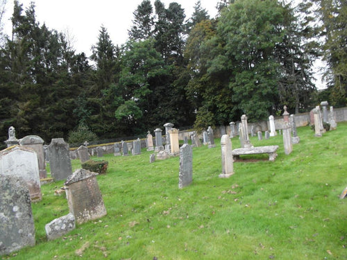 Inverallan Burial Ground - Moray PDF
