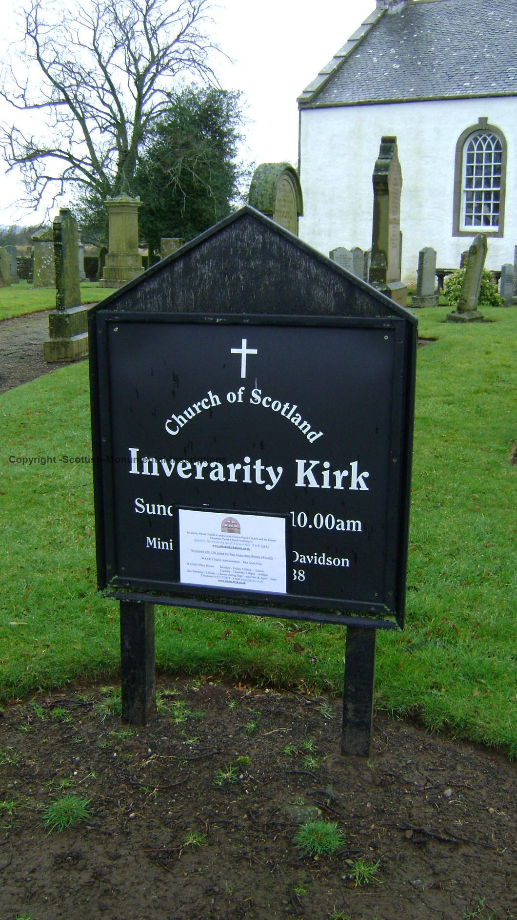 Inverarity Church - Angus PDF