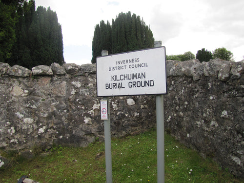Kilchuiman Burial Ground Fort Augustus - Highland PDF