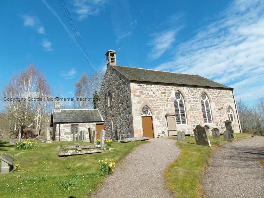 Kilspindie Church - Perthshire PDF