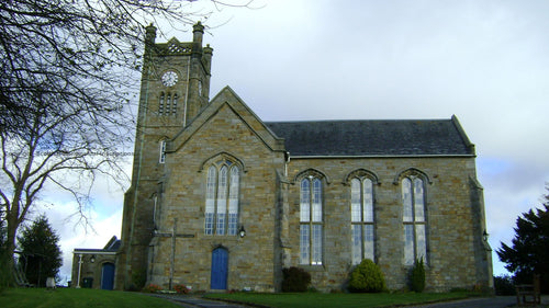 Kinross Parish Church - Perthshire PDF