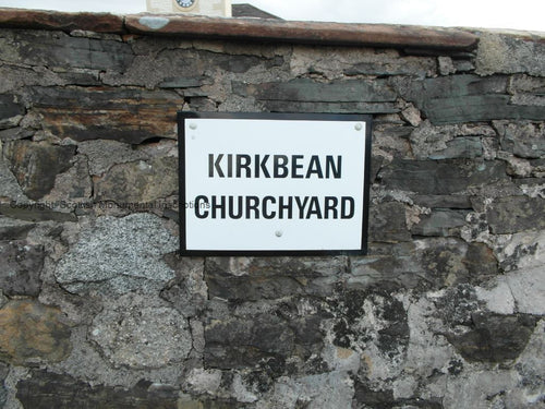 Kirkbean Church  - Dumfries and Galloway PDF