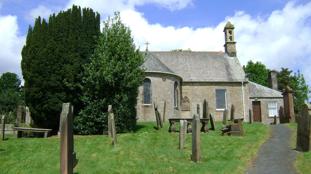 Kirkconnel Church - Dumfries and Galloway PDF