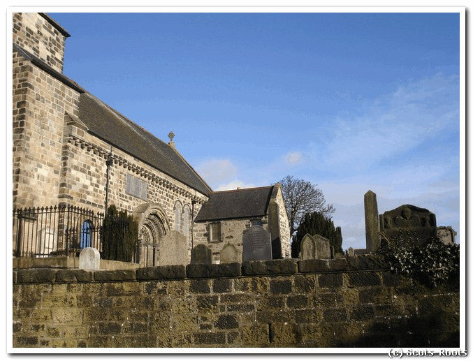 Kirkliston Churchyard - Cemetery - West Lothian PDF