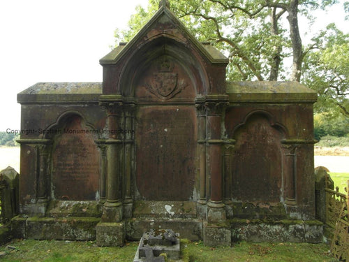 Kirkmichael Churchyard - Dumfries and Galloway PDF