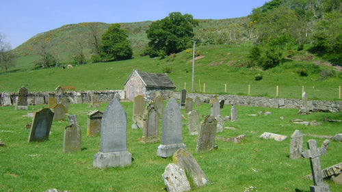 Kirkton of Mailor burial ground - Perthshire PDF