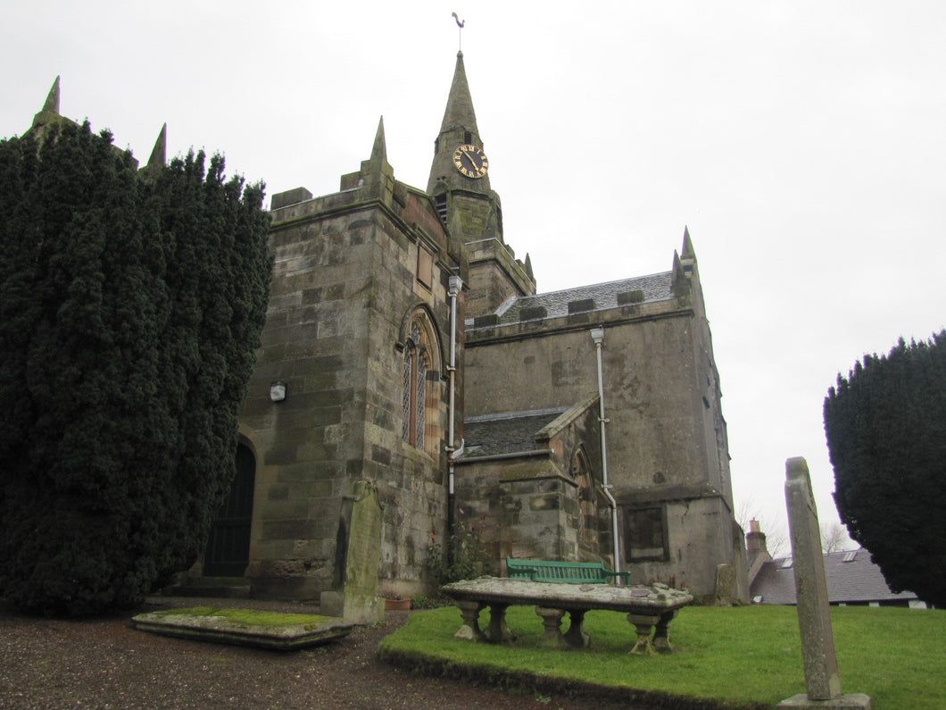 Largo Old Church & Cemetery - East Neuk of Fife PDF