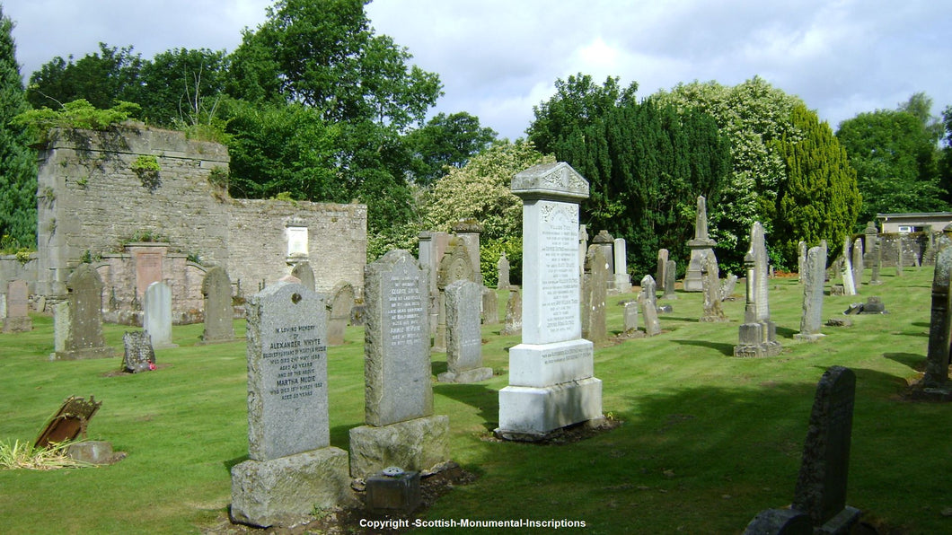 Liff and Benvie Churchyard -Angus PDF
