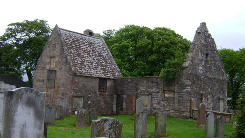 Monkton Church with Fairfield House - Ayrshire PDF