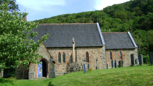 North Ballachulish Church-St Brides - Highland PDF