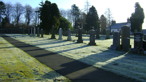 Pool of Muchart Churchyard - Clackmannanshire PDF