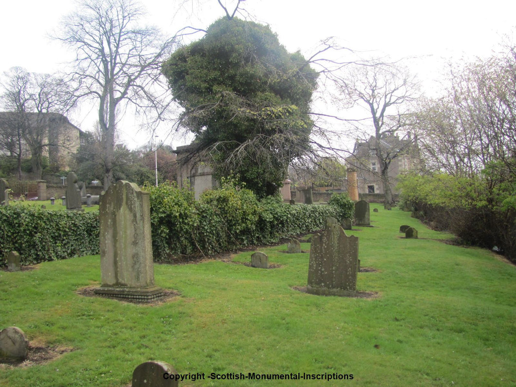 Roodyards  - Broughty Ferry Burial Ground - Angus PDF
