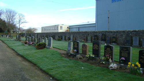 Rossie Island Cemetery - Angus PDF