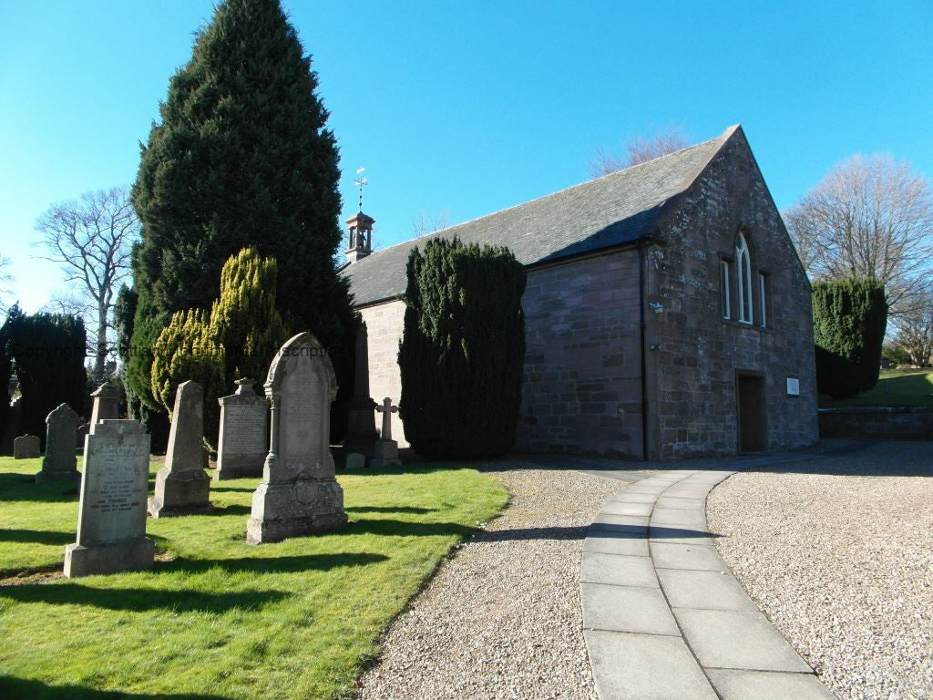 Scone Old Church - Perthshire PDF