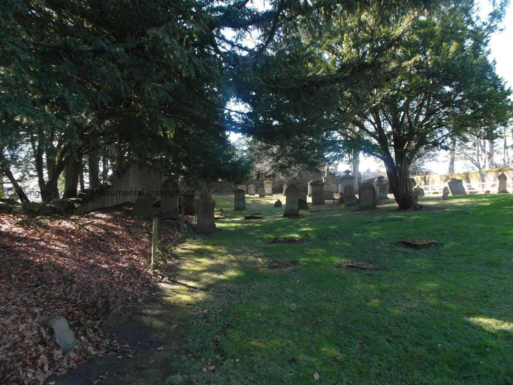 Scone Palace Burial Ground - Perthshire PDF